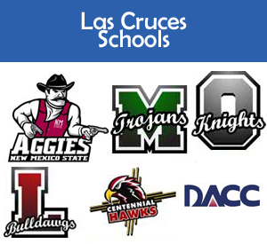 Las Cruces schools, Las Cruces educational resources, preschool to post graduate university programs in Las Cruces NM