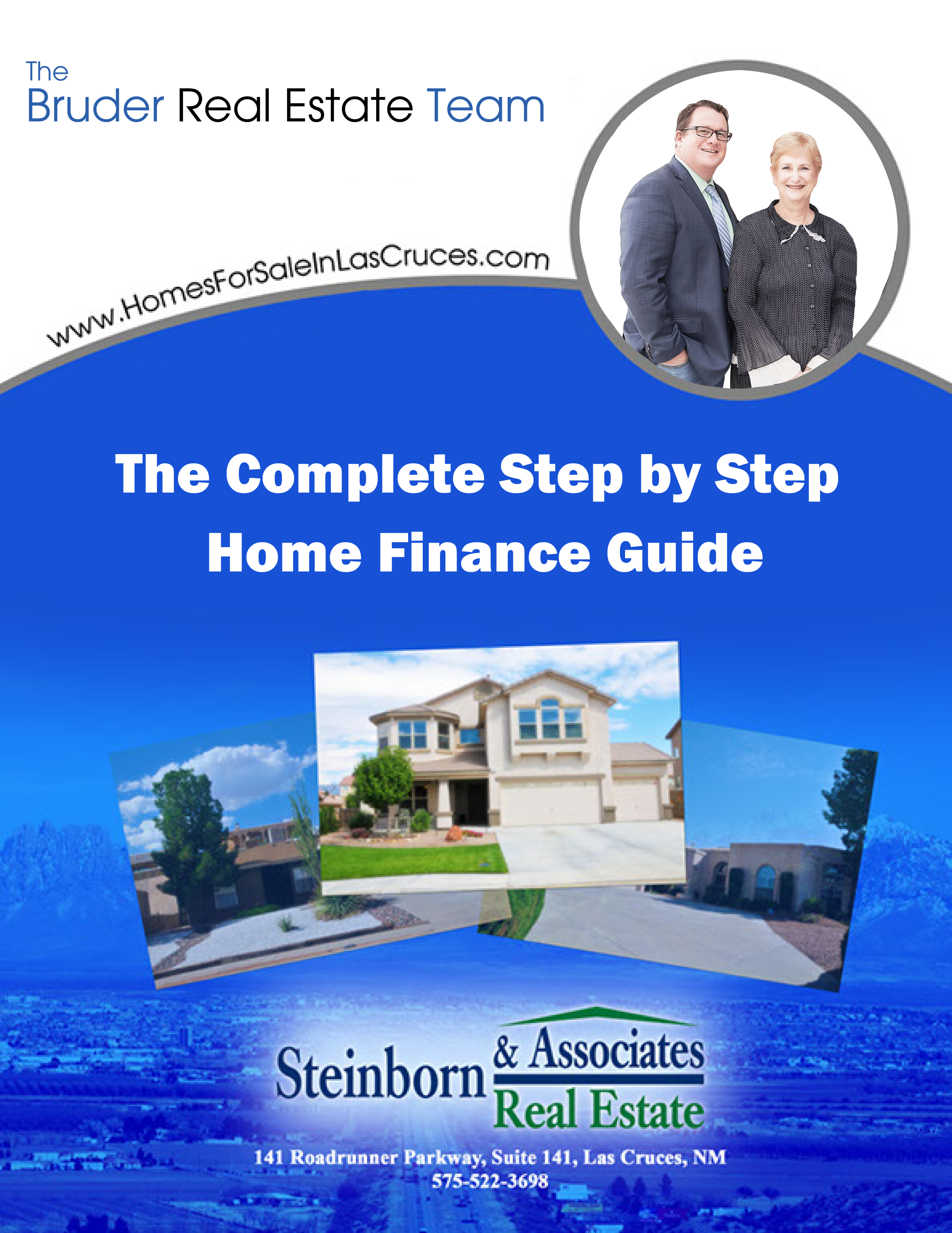 Step-by-step home finance guide