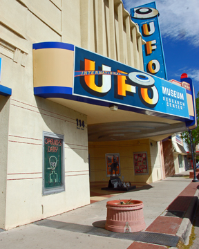 Day trips from Las Cruces, Roswell, NM, Roswell UFO Museum