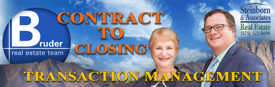 Contract to Closing- Homes for sale in Las Cruces