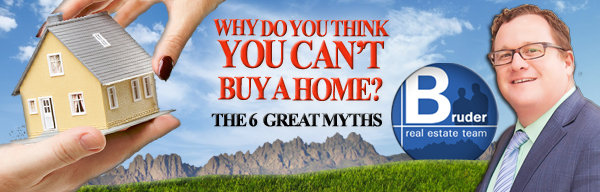 why you think you cant buy a home