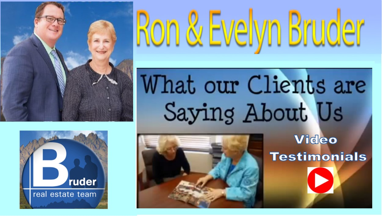ron and evelyn bruder video testimonials
