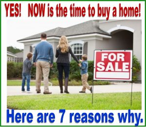 why its a great time to buy a house
