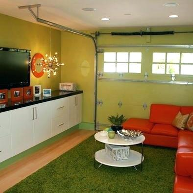garage turned into living space
