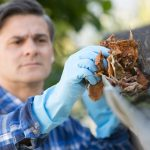 don't Neglect to clean out your gutters