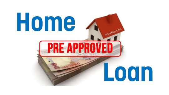pre approved for a home loan