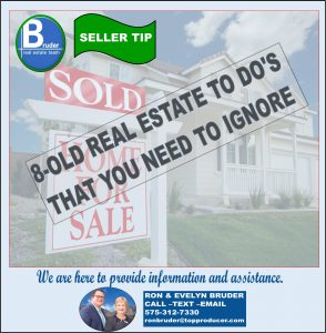 real estate tips to ignore