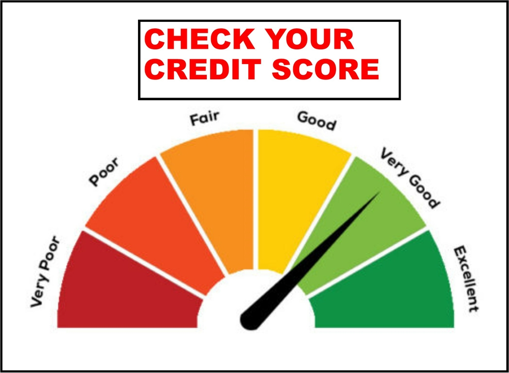 credit score - check yours