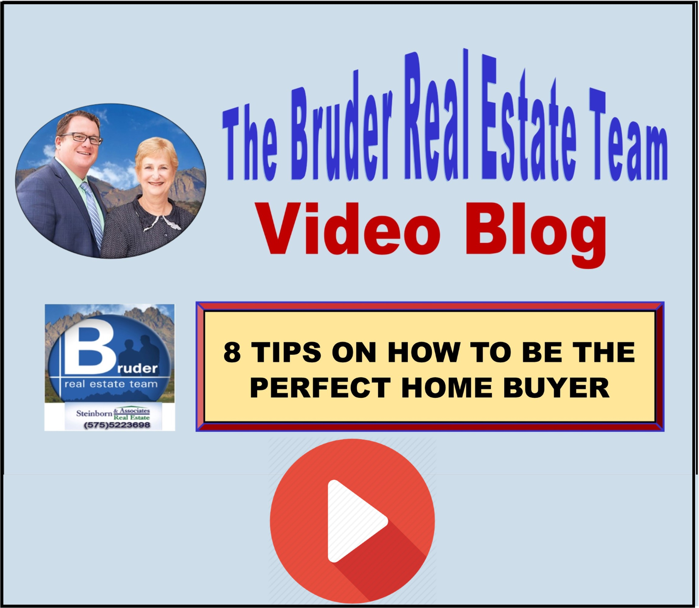 8 tips to be a perfect home buyer video title