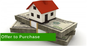 offer to purchase a home
